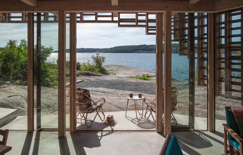Το υπέροχα ιδιαίτερο Σπίτι στο Νησί
