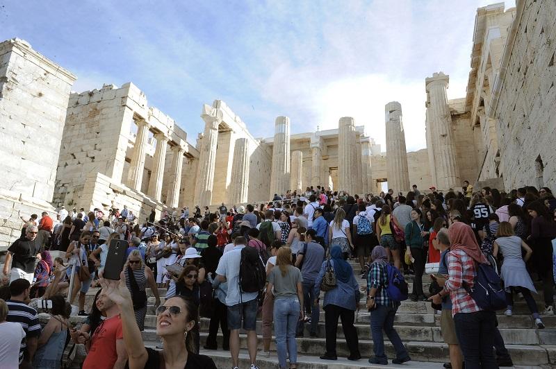 Οι Ινδοί προτιμούν την Ελλάδα για διακοπές