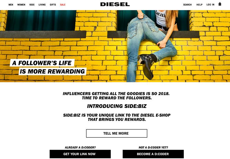 Diesel BeAFollower 2 1