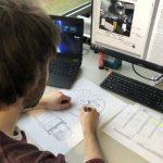 Ο Έλληνας φοιτητής του Πολυτεχνείου που σχεδιάζει… σπίτια στη Σελήνη