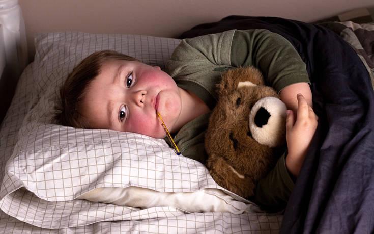 Πώς να προστατεύσετε τα παιδιά από την γρίπη