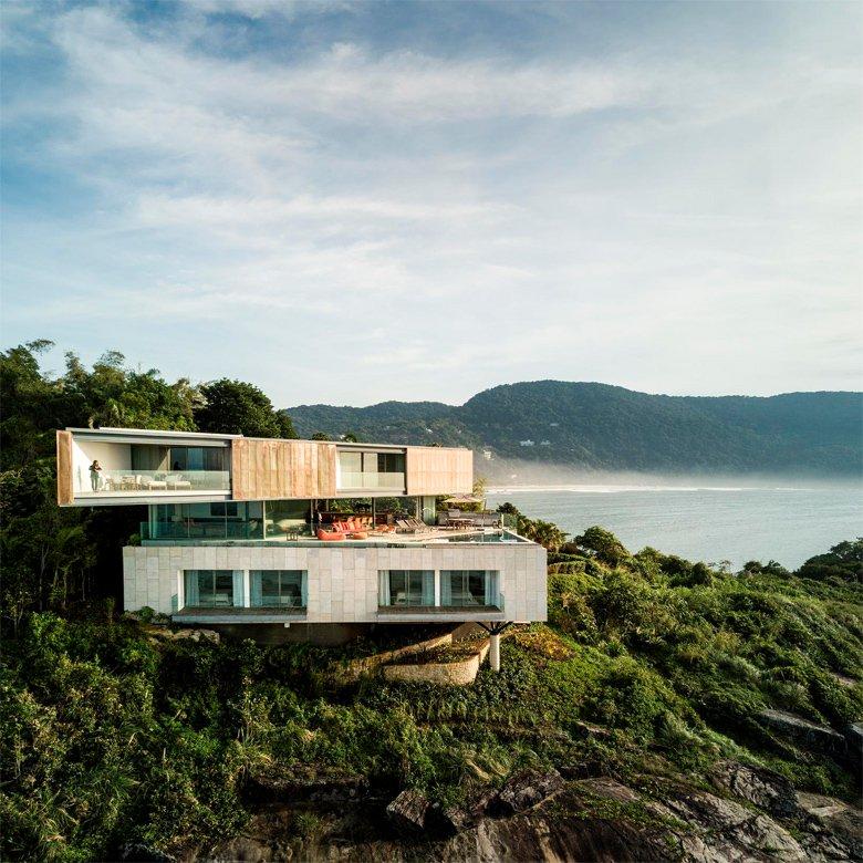 Ο θρίαμβος της αρχιτεκτονικής έναντι της φυσικής ομορφιάς