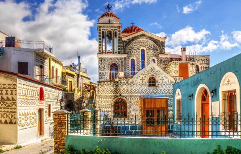 Το Πυργί της Χίου είναι ένας ζωντανός μεσαιωνικός θρύλος