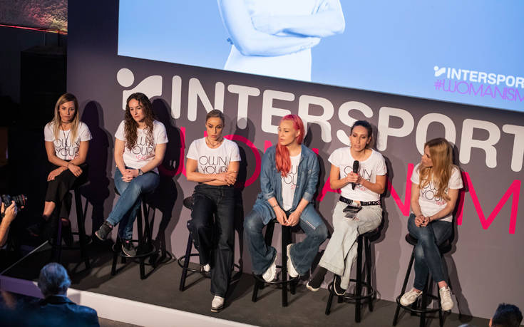 INTERSPORT Womanism Event 27 3 1