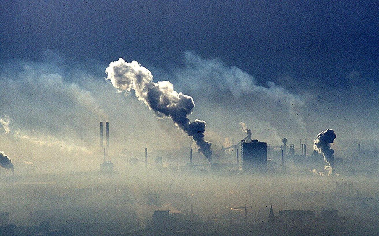 Η ρύπανση του αέρα προκαλεί παγκοσμίως περισσότερους θανάτους από το κάπνισμα