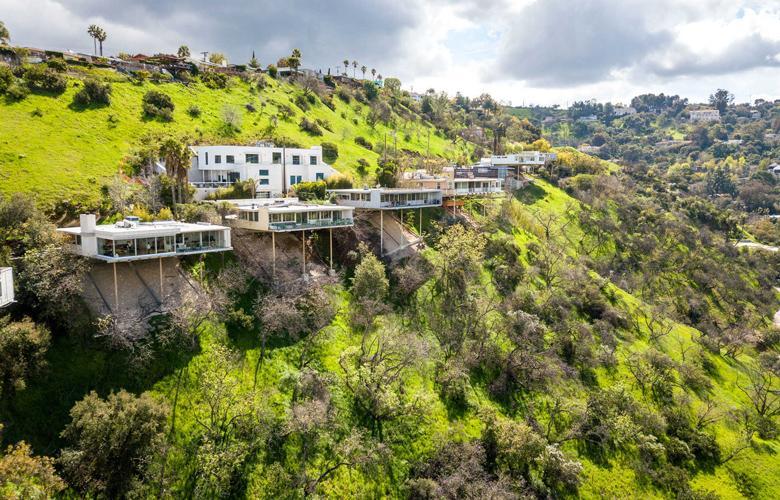 Ένα σπίτι στον αέρα για ακόμα πιο επιβλητική θέα