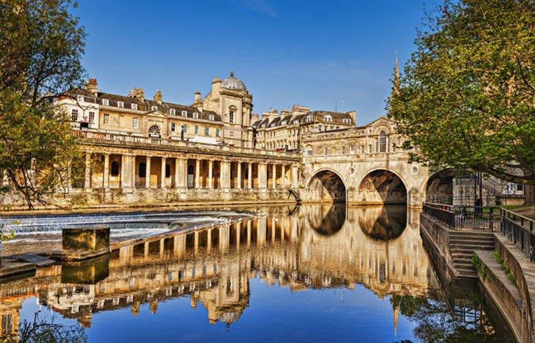 Μπαθ, μία από τις πιο όμορφες πόλεις σε ολόκληρο το Ηνωμένο Βασίλειο
