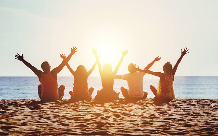 Γιατί ένα ταξίδι με φίλους κάνει καλό στην υγεία