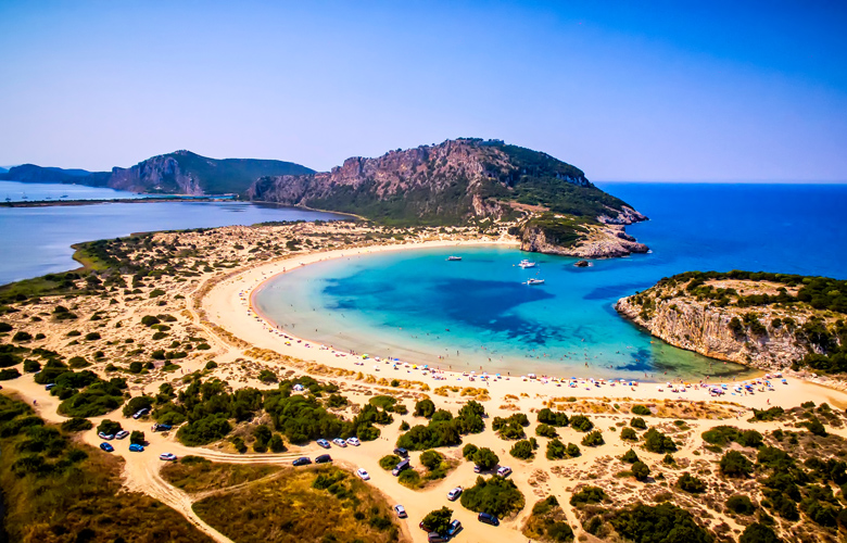 Οι πέντε ελληνικές παραλίες ανάμεσα στις 40 καλύτερες της Ευρώπης