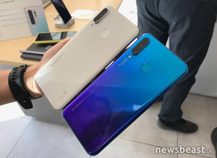 Η Huawei εισάγει στη μεσαία κατηγορία το P30 Lite με κάμερα 48 MP
