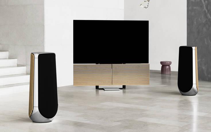 Καταφτάνει η τηλεόραση που θα αλλάξει όλα τα αισθητικά δεδομένα
