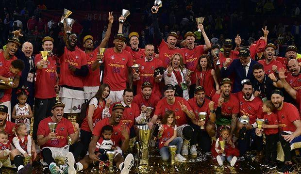 EuroLeague2017-2019: Ο απολογισμός της τριετίας