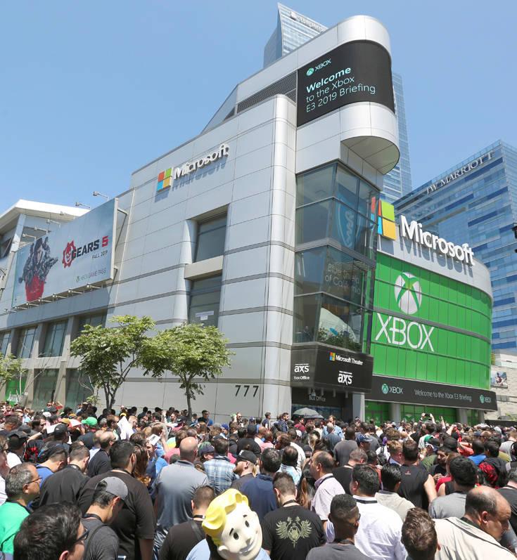 Το 2020 στην αγορά το νέο Xbox της Microsoft