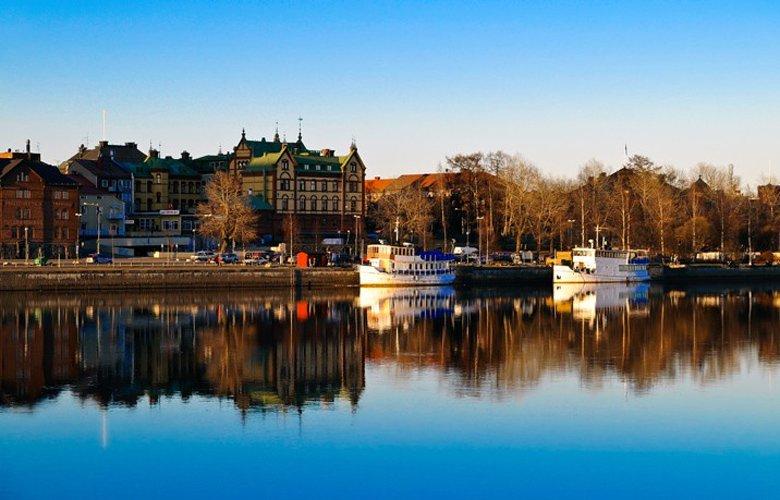 Ούμεο, η πόλη με τη δεύτερη μεγαλύτερη γκαλερί τέχνης στη Σουηδία