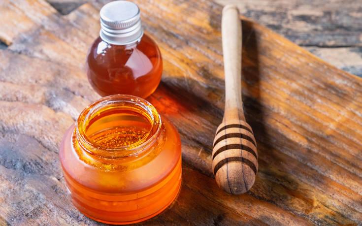 Μέλι για τα μαλλιά, το πρόσωπο, το μπάνιο