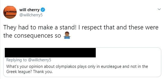 """Τσέρι: """"Ο κόσμος σταύρωσε τον Ολυμπιακό για ένα προσωρινό οικονομικό πρόβλημα"""""""