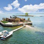 Ένα παραδεισένιο νησάκι μόλις 30 λεπτά από τη Νέα Υόρκη