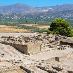 Φαιστός, η δεύτερη σημαντικότερη πόλη της Κρήτης κατά το 2000 π.Χ.