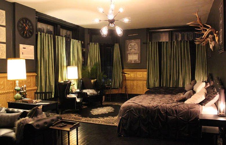 Μείνετε στο ξενοδοχείο του τρόμου στο Κολοράντο