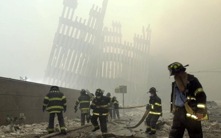 Το «φάντασμα» της 11ης Σεπτεμβρίου κυνηγάει ακόμα τους πυροσβέστες