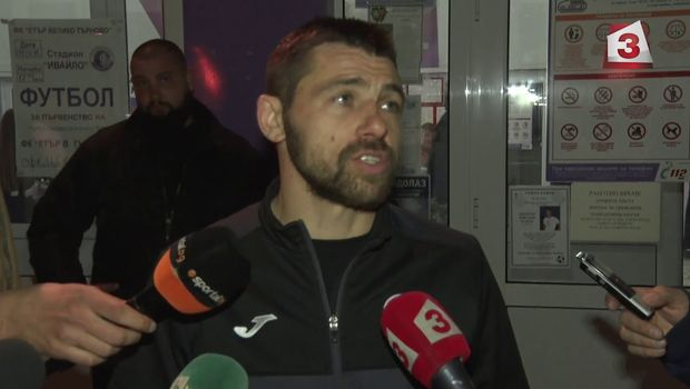 Ντεμπούτο στα 37 του με την εθνική Βουλγαρίας ο Ιβάνοφ