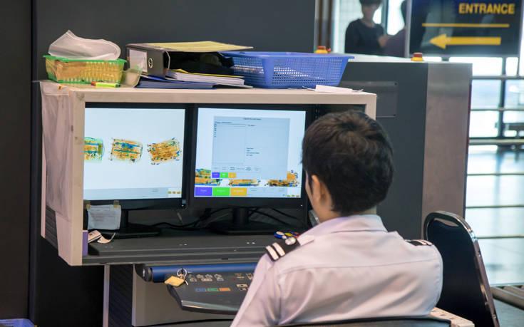 Η απεικονιστική τεχνολογία που θα μας επιτρέπει να περνάμε γρηγορότερα τον έλεγχο των αεροδρομίων