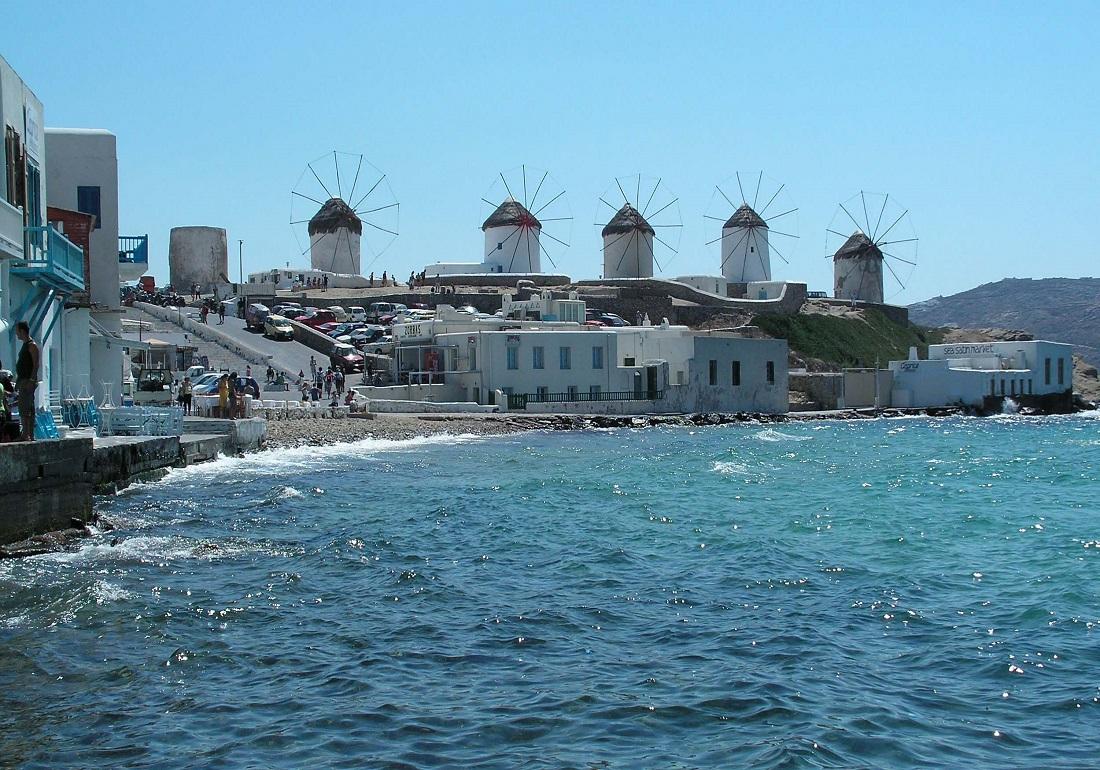 Τα ελληνικά νησιά που βρίσκονται στο «Top 5 νησιών της Ευρώπης»