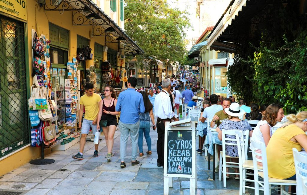 Αύξηση άνω του 20% των τουριστικών μεγεθών της Ελλάδας