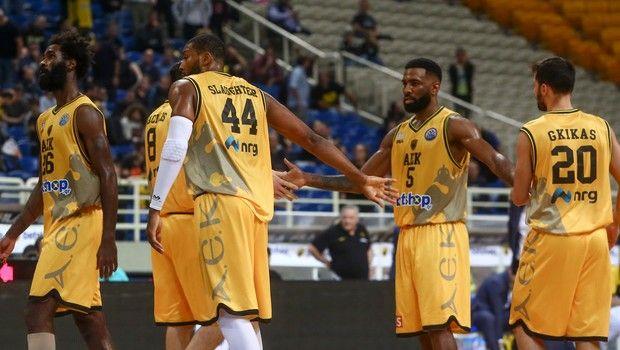ΕΚΟ Basket League: Μάχη στο ΟΑΚΑ ανάμεσα σε ΑΕΚ και Προμηθέα