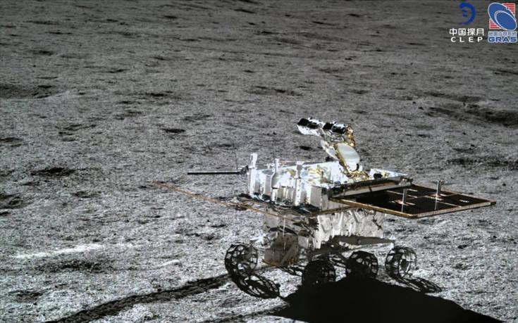Το ρόβερ που έσπασε το ρεκόρ εργασίας στη Σελήνη