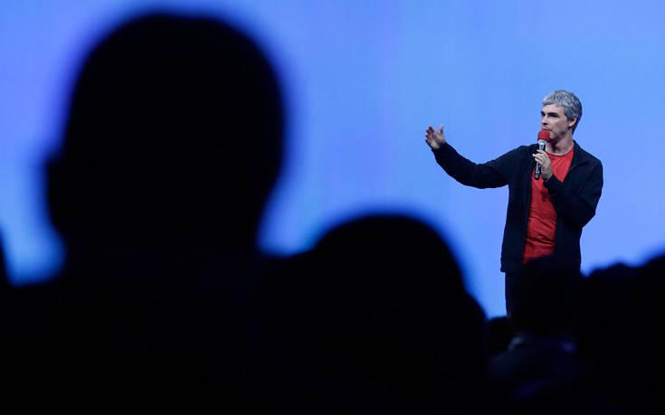 Τέλος εποχής για τη Google, παραιτήθηκαν οι συνιδρυτές Λάρι Πέιτζ – Σεργκέι Μπριν