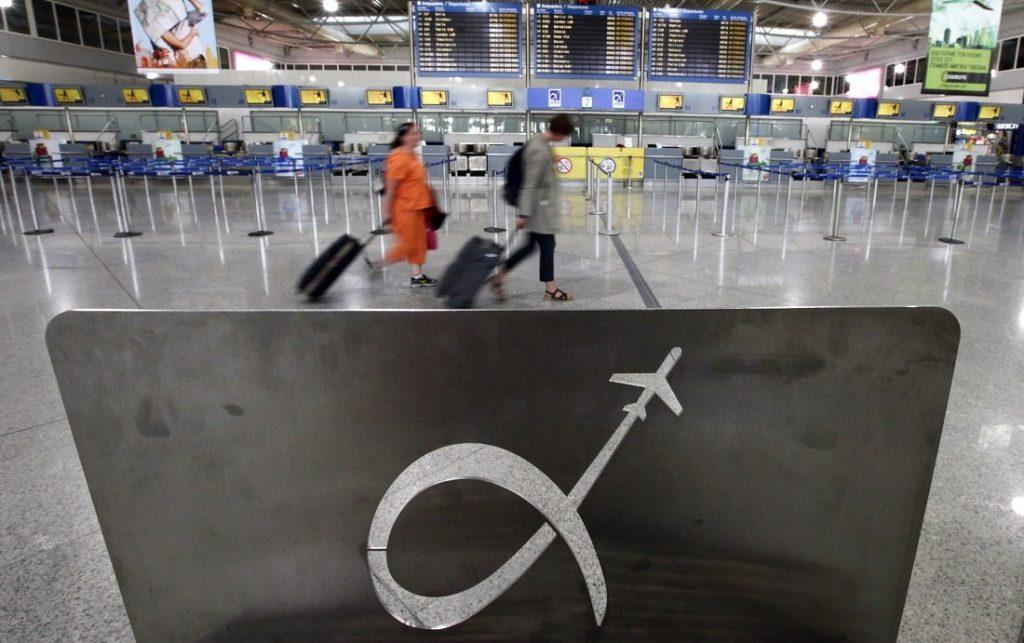 Νέο ρεκόρ με 62,9 εκατ. επιβάτες στα αεροδρόμια