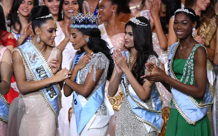 Η ομορφότερη γυναίκα του κόσμου για το 2019 είναι από την Τζαμάικα