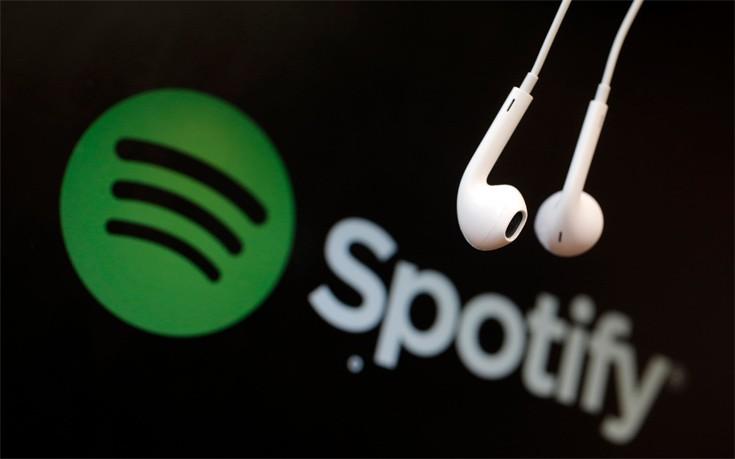 Τέλος από το Spotify οι πολιτικές διαφημίσεις