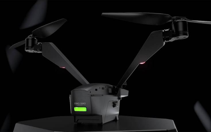 Το πρωτοποριακό drone με τους δύο έλικες