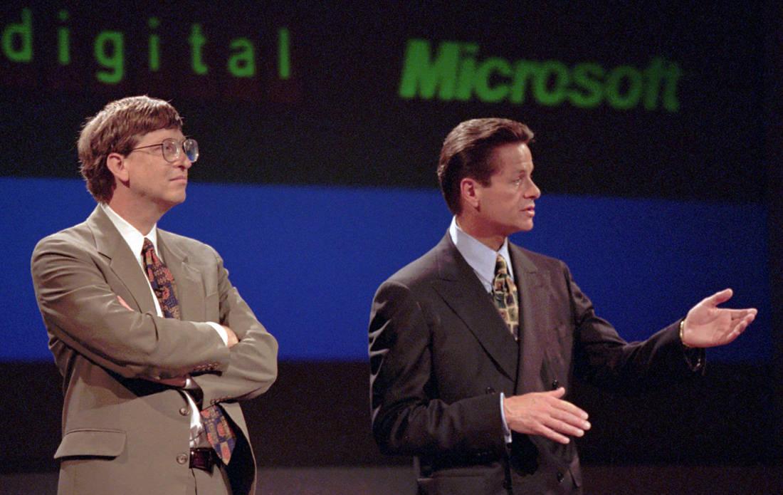 Αμερική εναντίον Microsoft: Η μάχη που κόντεψε να τινάξει τη Silicon Valley στον αέρα