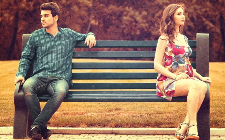 Οι τρεις πιο συχνοί λόγοι που οδηγούν στο διαζύγιο