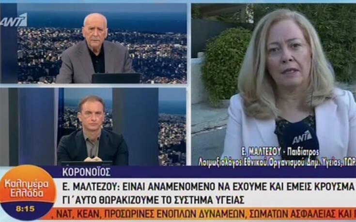 «Αναμενόμενο να έχουμε κρούσμα του κοροναϊού στην Ελλάδα»