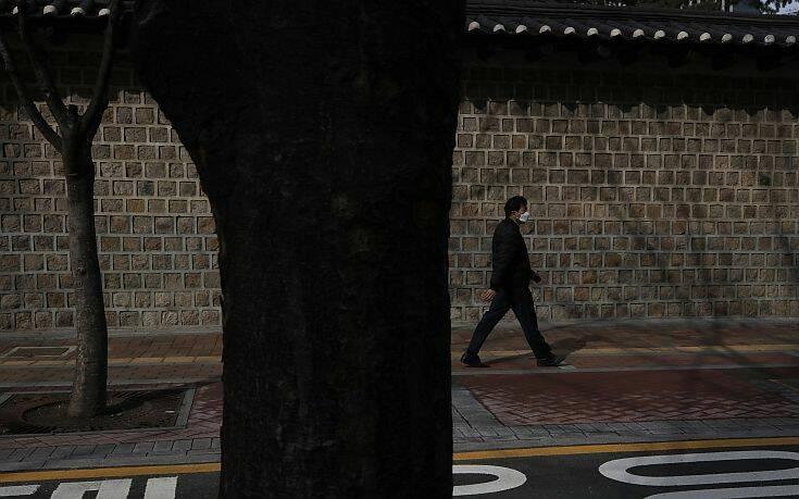 Κορονοϊός: 107 νέα κρούσματα στη Νότια Κορέα – Διπλάσιες οι περιπτώσεις ασθενών που αποθεραπεύτηκαν
