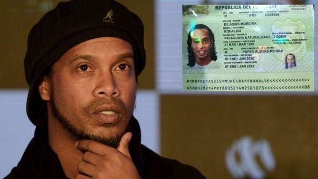 Ροναλντίνιο: Συνελήφθη στην Παραγουάη με πλαστό διαβατήριο