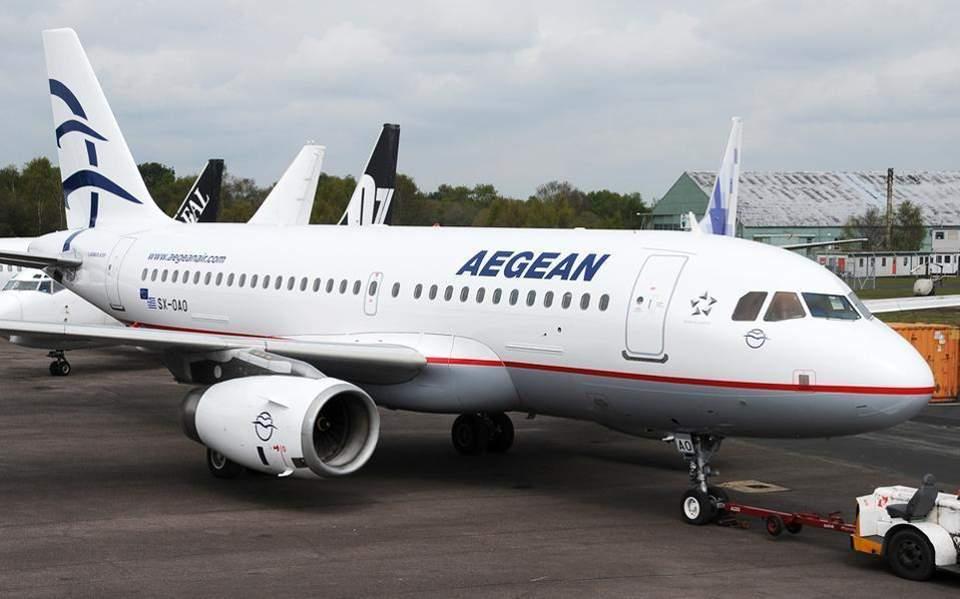 Κοροναϊός: Η Aegean συγχωνεύει πτήσεις
