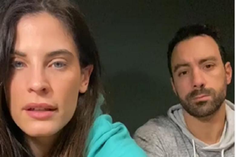 Αρνητικοί στον κοροναϊό Σάκης Τανιμανίδης και Χριστίνα Μπόμπα