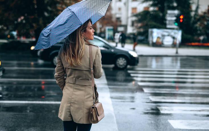 Πώς να φτιάξεις τα μαλλιά σου όταν ο καιρός είναι βροχερός