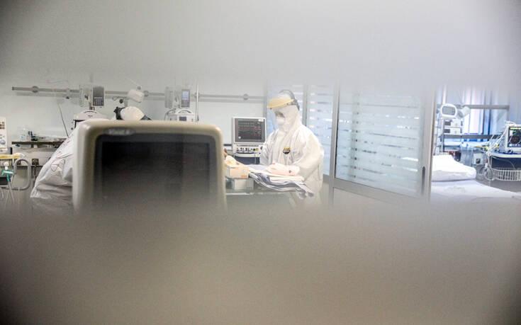 Φόβος του κορονοϊού στην Ελλάδα: Σημαντική μείωση προσέλευσης περιστατικών με εγκεφαλικό στα νοσοκομεία