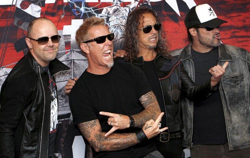 Οι Metallica δώρισαν 350.000 για την αντιμετώπιση του κοροναϊού