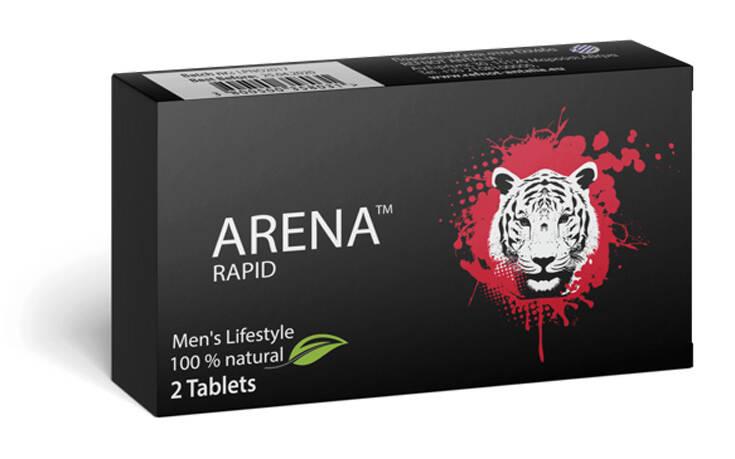 Ενίσχυση libido, τεστοστερόνης και σεξουαλικής αντοχής σε μόλις 20 λεπτά | Arena Rapid