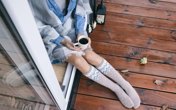 Ντύσου κομψά στο σπίτι με μια κίνηση