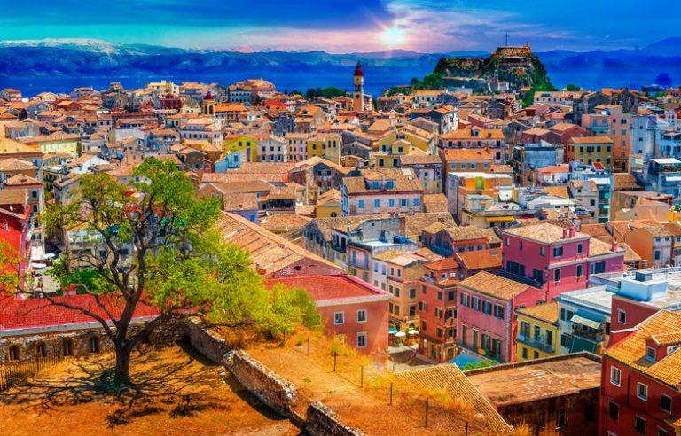 Τεράστιο πλήγμα στην τουριστική κίνηση της Κέρκυρας λόγω κοροναϊού