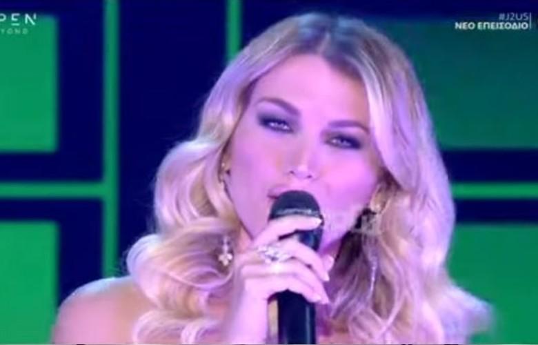 Πιο sexy από ποτέ η Κωνσταντίνα Σπυροπούλου