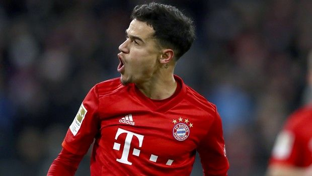 Μπάγερν: Δεν προλαβαίνει το υπόλοιπο της Bundesliga ο Κοουτίνιο